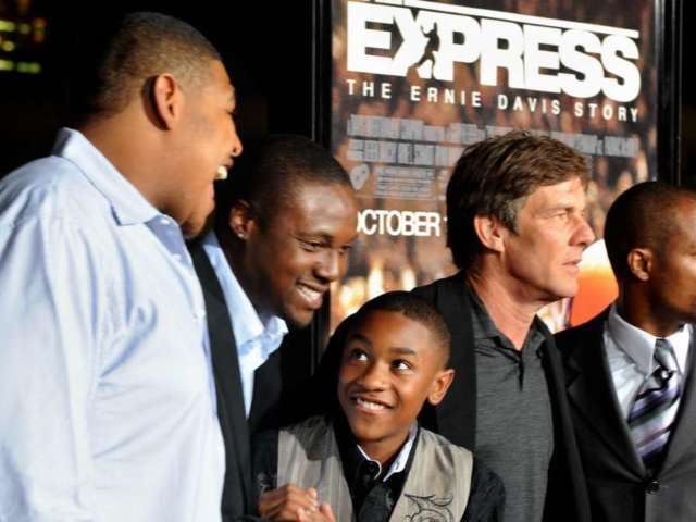 'The Express: The Ernie Davis Story' Cast, Where Are They Now?