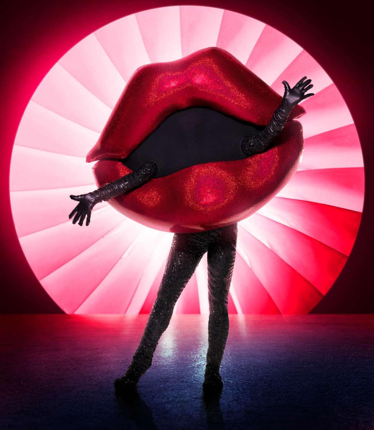 The Masked Singer Lips