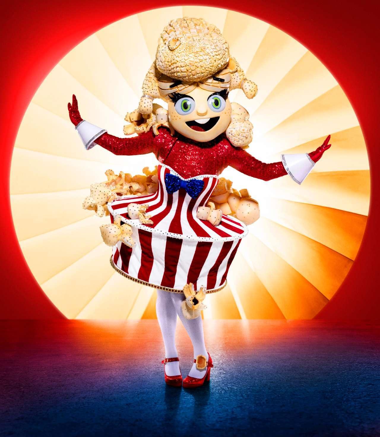 The Masked Singer Popcorn