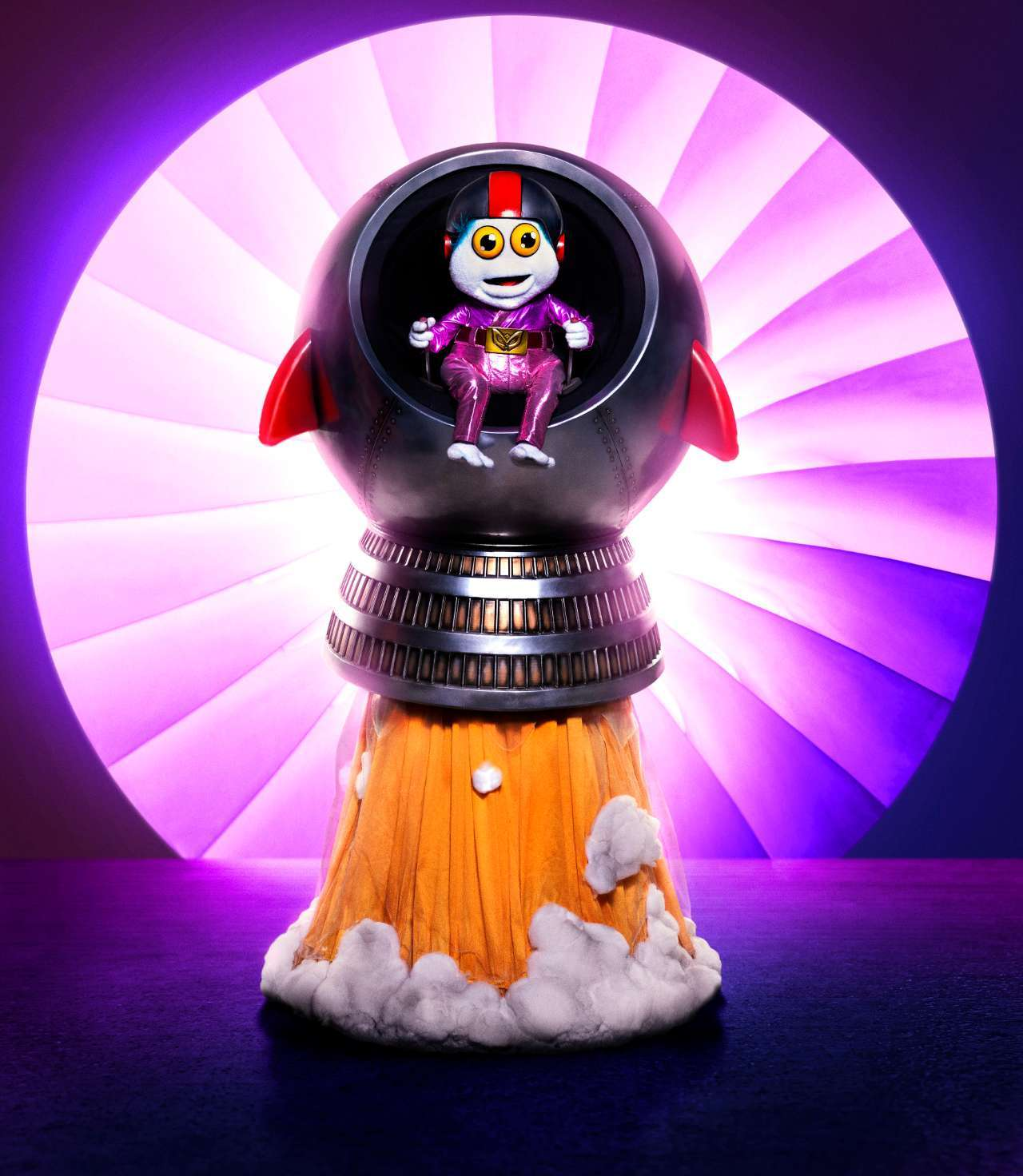 The Masked Singer Rocket