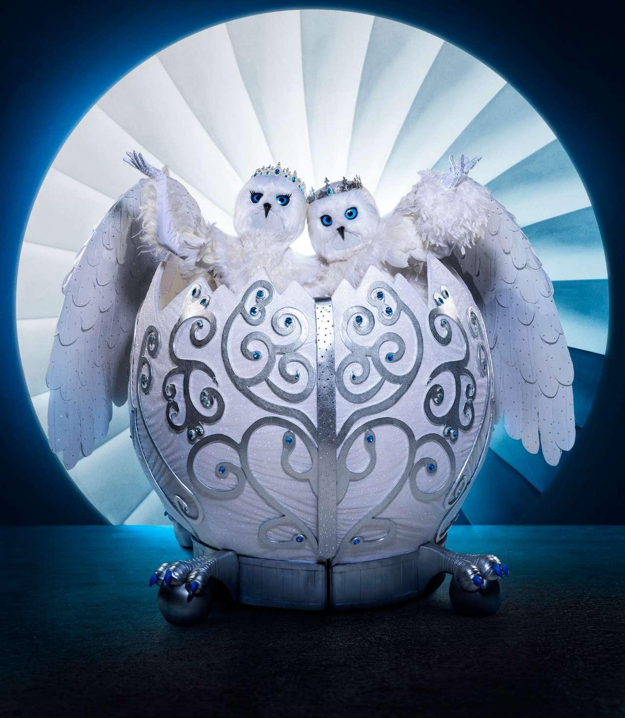 The Masked Singer Snow Owl