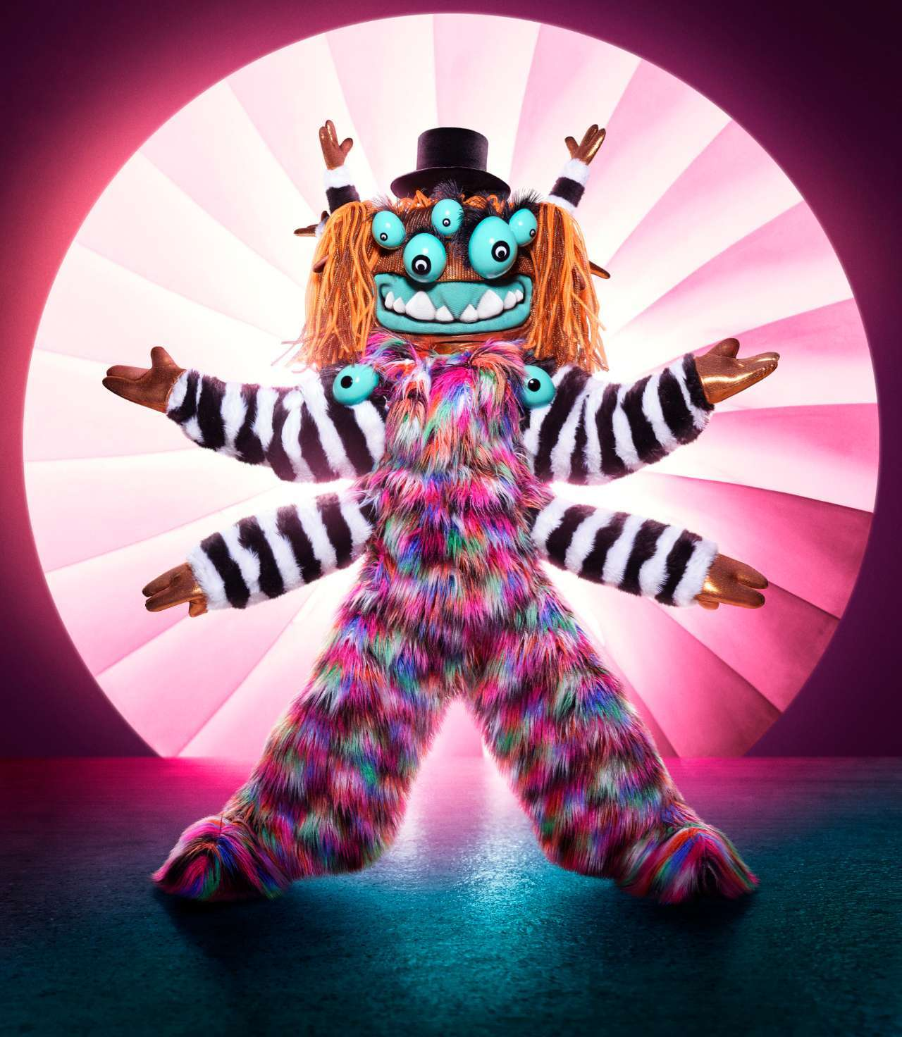 The Masked Singer Squiggly