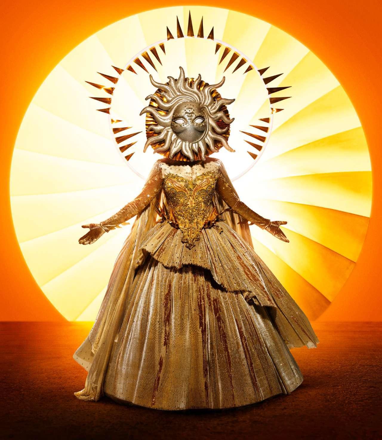The Masked Singer Sun
