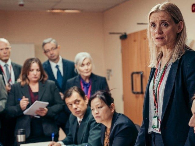 'Salisbury Poisonings' Star Anne-Marie Duff Hopes AMC+ Series Sets the Record Straight on Chilling International Incident (Exclusive)