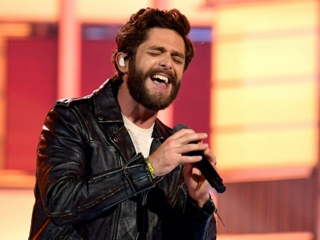 Thomas Rhett Reveals His Daughters' Favorite Song of His