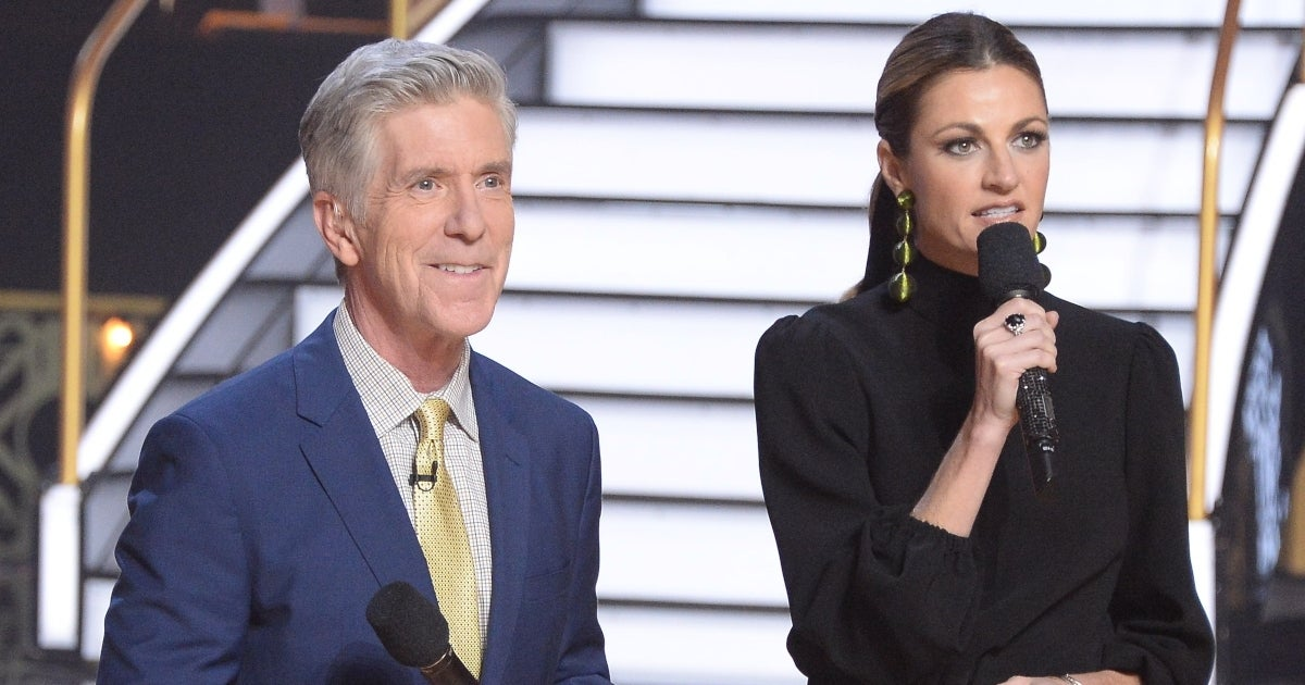 tom bergeron erin andrews dwts abc getty
