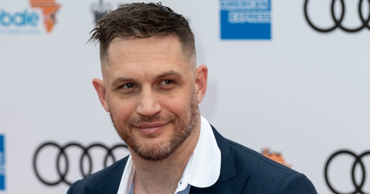 tom hardy getty images