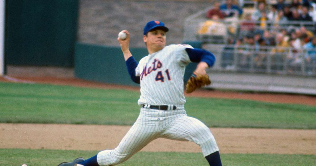 Tom Seaver dead 75 MLB legend COVID-19