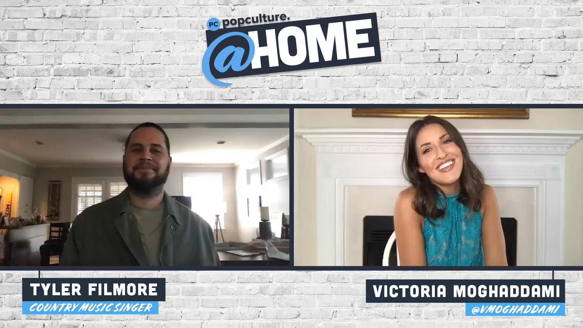 Tyler Filmore - PopCulture @Home Exclusive Interview