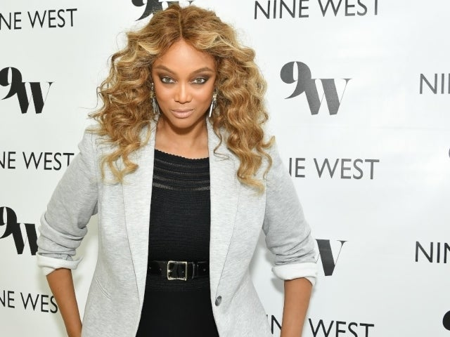 'Dancing With the Stars': Tyra Banks Has a Message for Tom Bergeron After Taking Over as Host