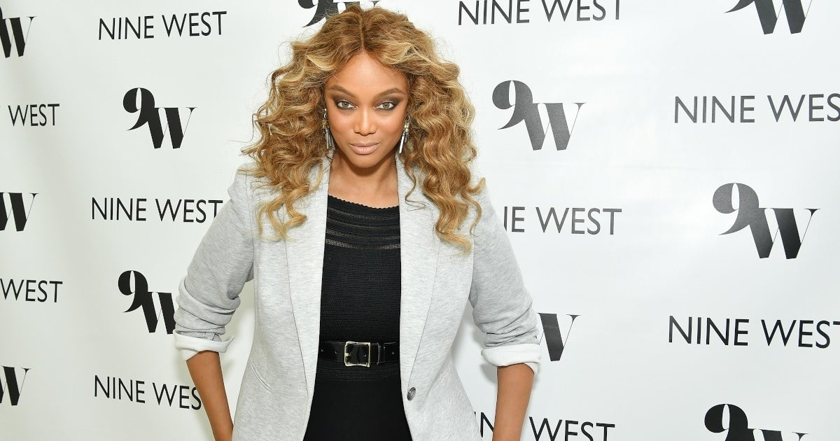 tyra banks getty images