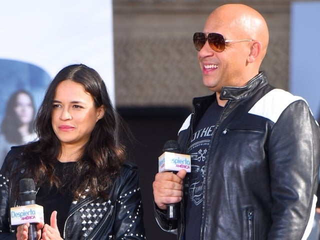 'Fast and Furious 9' Will Reportedly Head to Space, According to Michelle Rodriguez