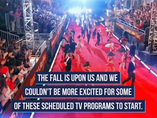 What We're Looking Forward to in the Upcoming Fall 2020 TV Schedule