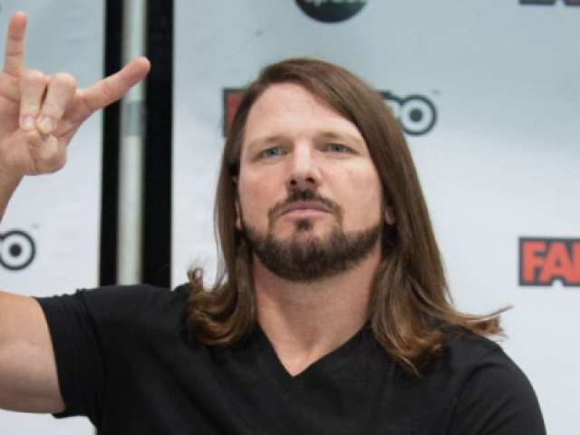 WWE's AJ Styles Reveals He Tested Positive for COVID-19 in August