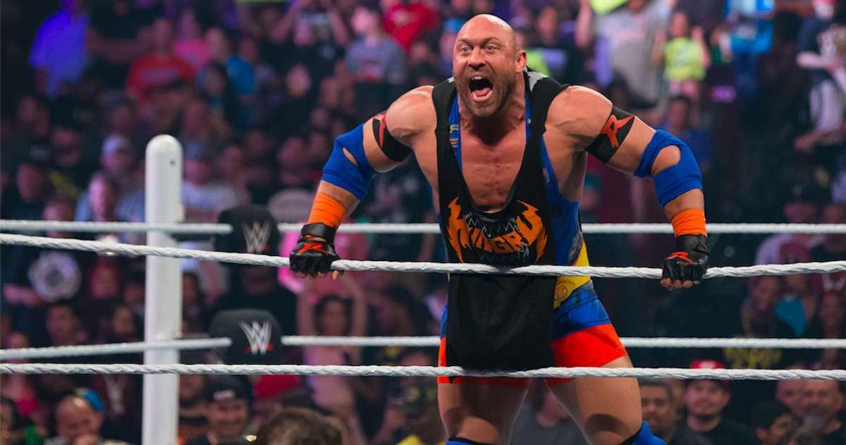 WWE-Ryback