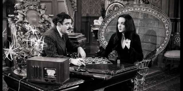 Addams Family sequel series in the works Tim Burton