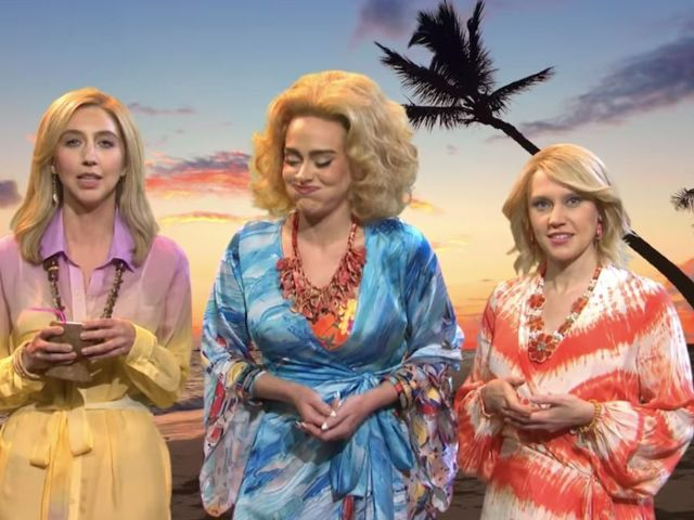 'SNL': Adele Couldn't Contain Herself and Broke Character During Africa Tourism Skit