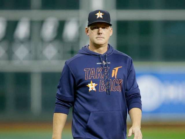 Tigers Hire Former Astros Manager A.J. Hinch Days After Sign-Stealing Suspension Ends