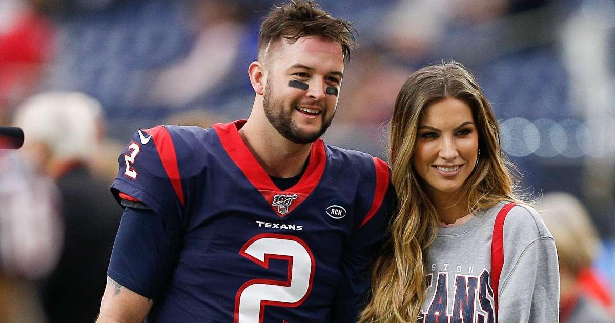 AJ McCarron wife Katherine Webb expecting third child