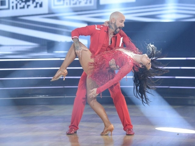 'Dancing With the Stars': AJ McLean Reveals Weight Loss Progress Since Joining the Show