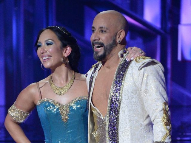 'DWTS': AJ McLean Dances to 'Larger Than Life,' and Backstreet Boys Fans Lose It