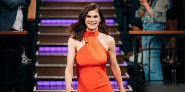Alexandra Daddario opens up love for Dogs spreading awareness sheltered pets