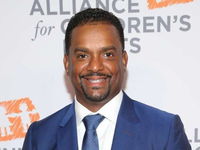 Alfonso Ribeiro Reveals His Family's Halloween Plans, Celebrates 40 Years in Hollywood (Exclusive)