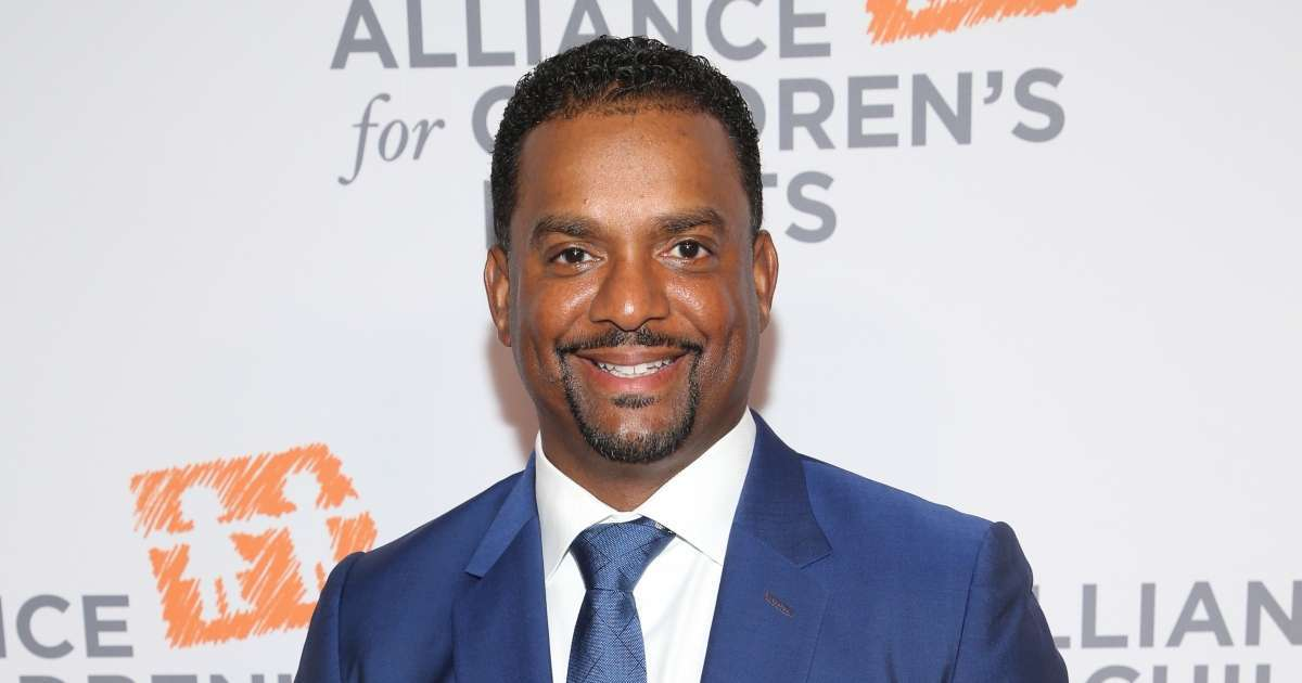 Alfonso Ribeiro reveals Haloween Plans celebrates 40 years in Hollywood