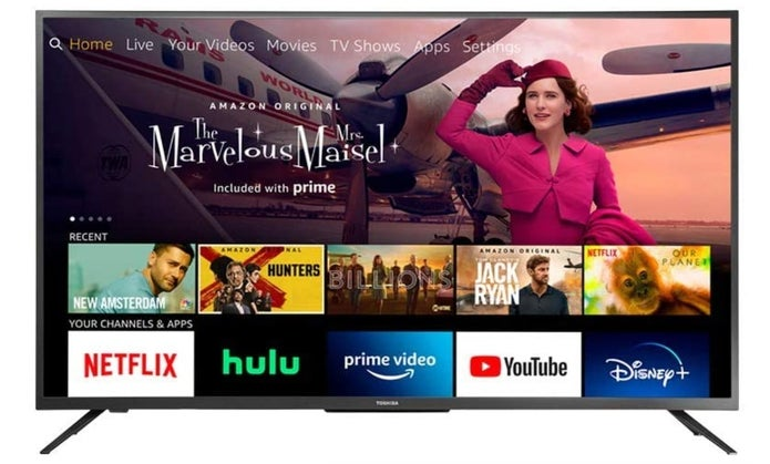 amazon-prime-day-tv-Toshiba TF-32A710U21 32-inch Smart HD TV - Fire TV Edition