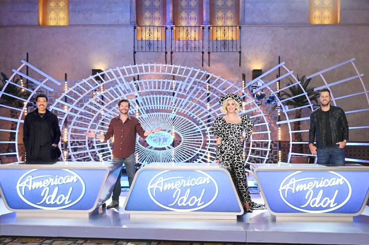 American Idol set