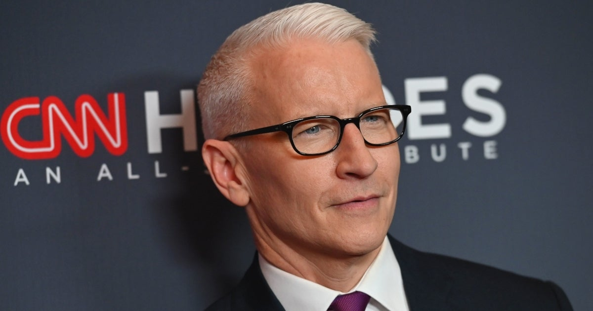 anderson cooper getty images