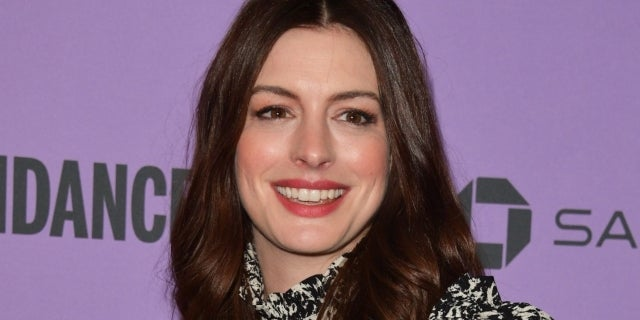 anne hathaway getty images