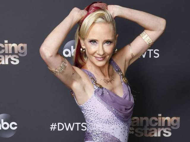 'Dancing With the Stars' Fans Sound off After Anne Heche's Elimination