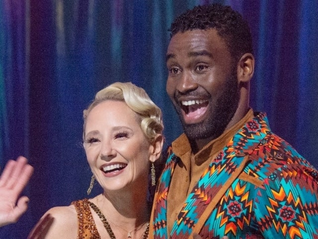 Anne Heche Breaks Silence Over Awkward 'Dancing With the Stars' Elimination