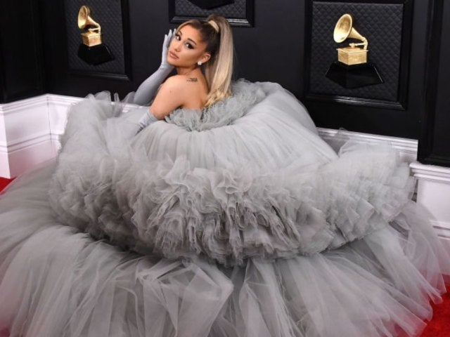 Ariana Grande Seemingly Shades Ex Pete Davidson in New Song 'Positions'