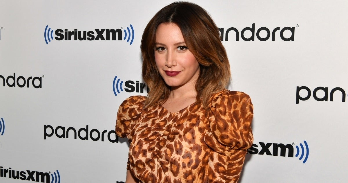 ashley tisdale getty images