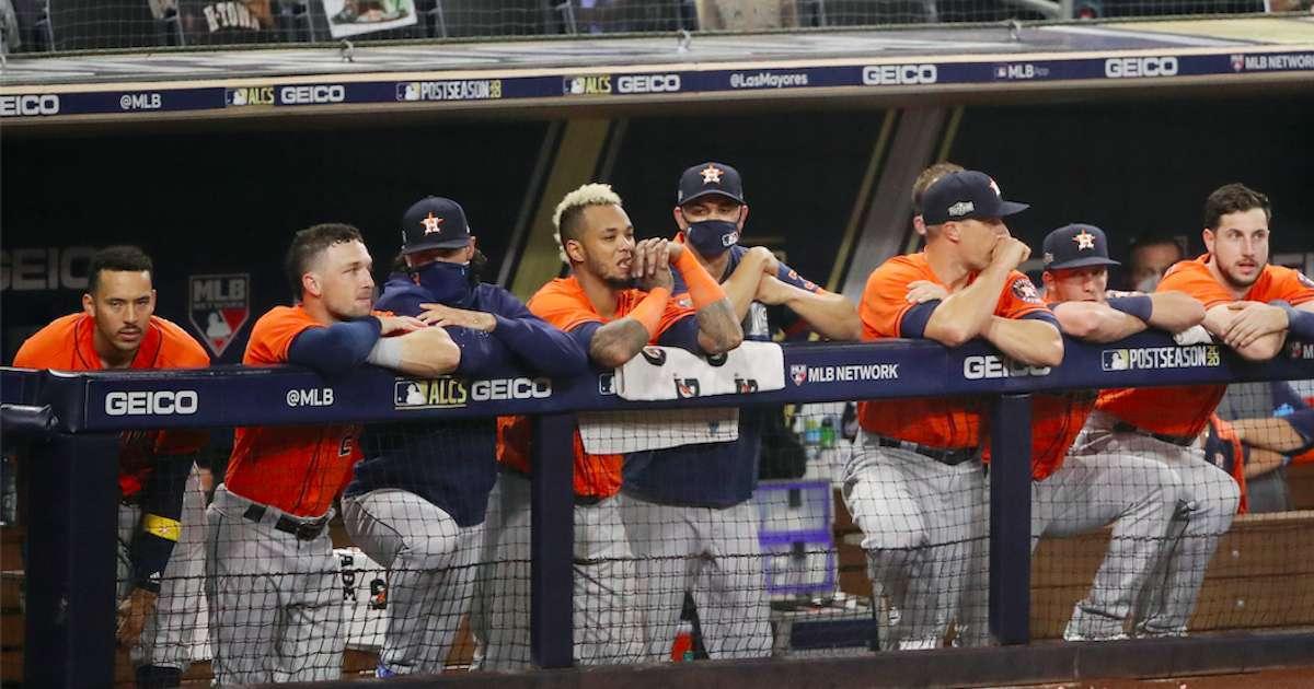Astros-Loss