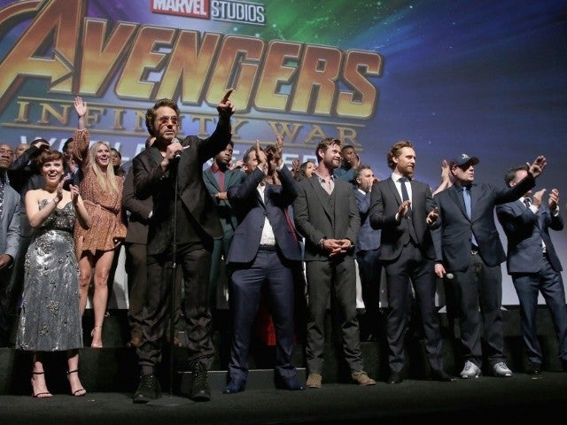 'Avengers' Stars Assemble for Joe Biden and Kamala Harris Fundraiser