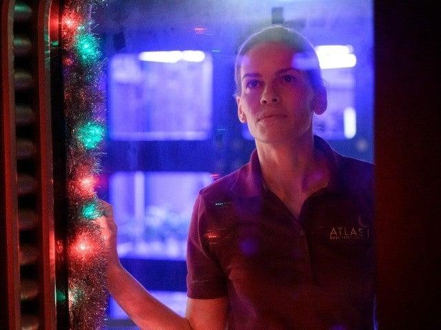 'Away' Star Hilary Swank Speaks After Netflix Cancels Space Series
