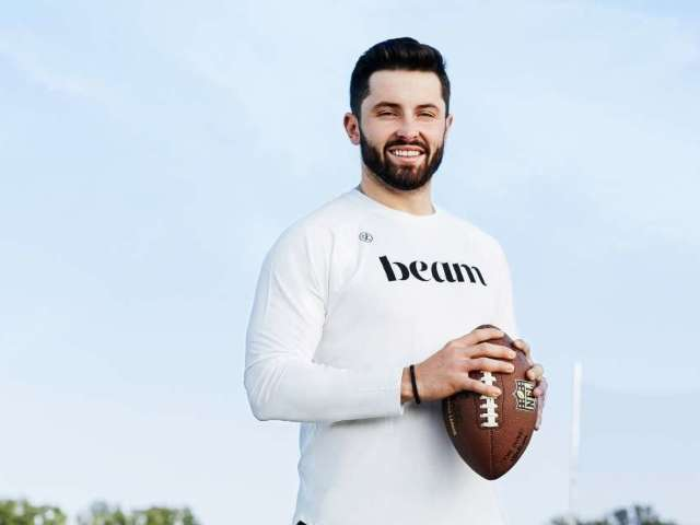 Baker Mayfield Becomes Ambassador for Wellness Company Beam