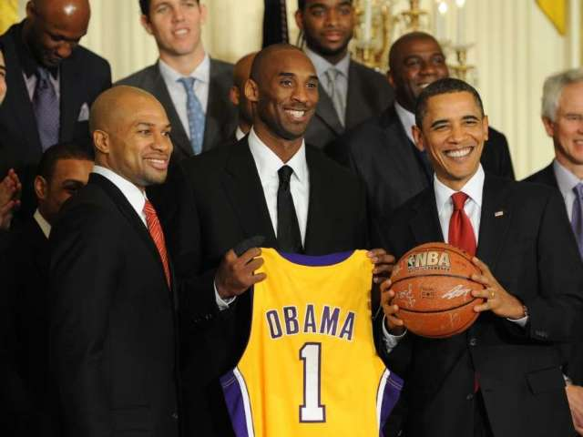 Barack Obama Sends Message to Lakers After Winning NBA Championship