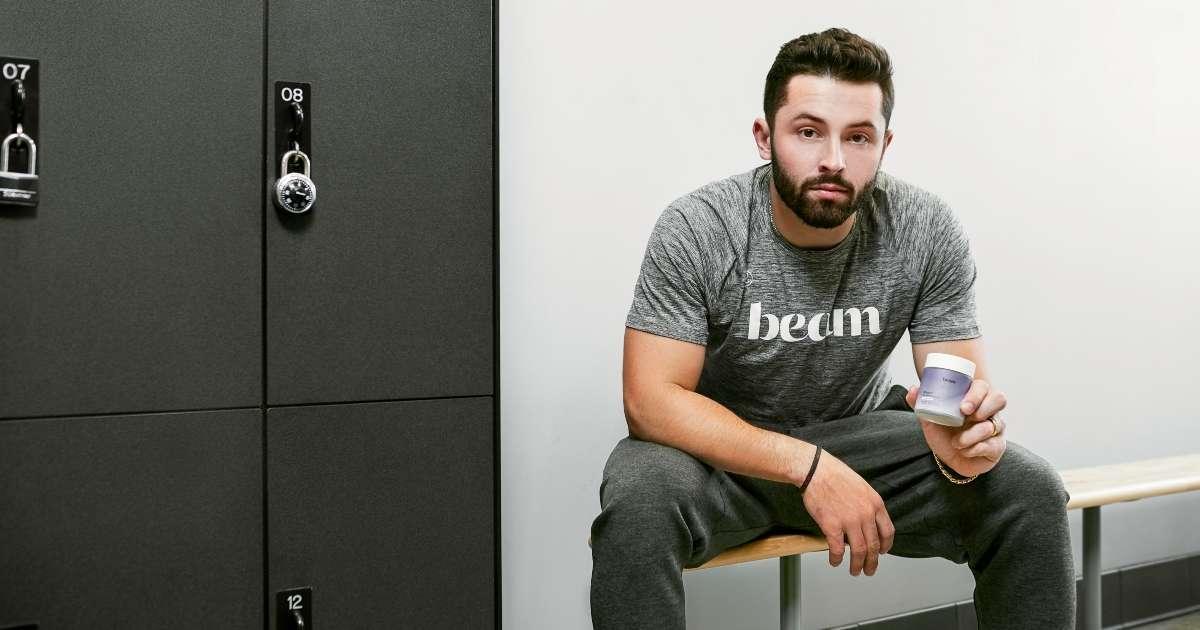 Beam founders detail process landing Baker Mayfield ambassador