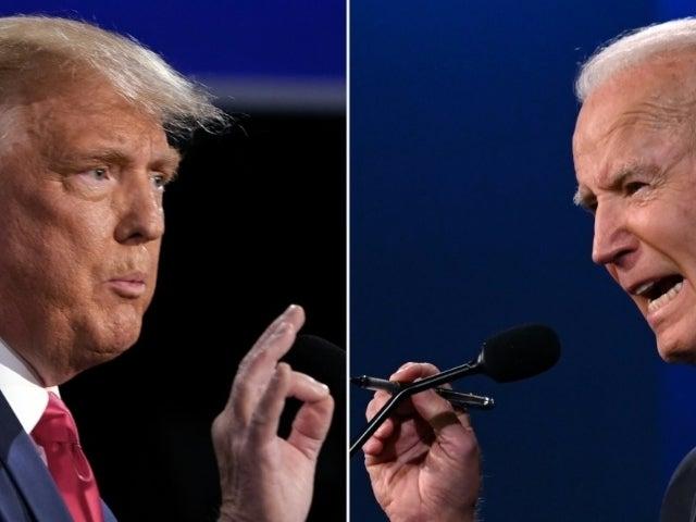 Donald Trump and Joe Biden's Final Presidential Debate Surprised the Internet by Avoiding Chaos