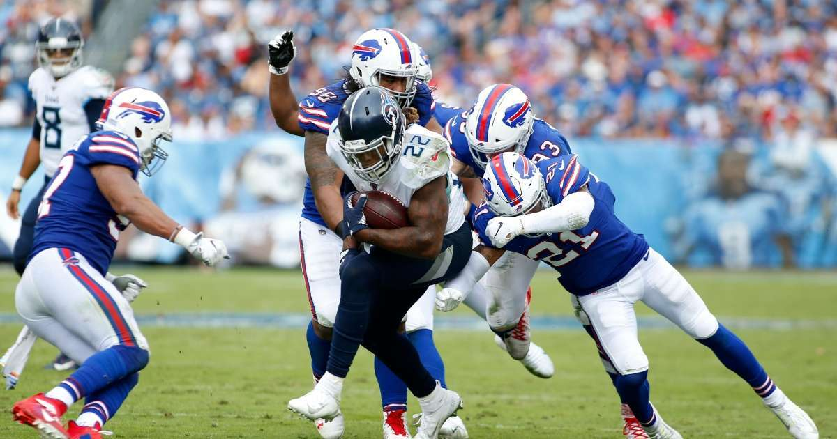 Bills Titans How to Watch what time channel