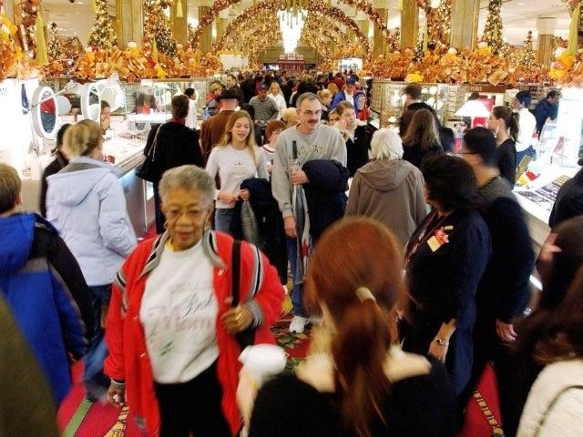 Holiday Shopping Starts Early Due to Coronavirus Pandemic to Avoid Seasonal Rush
