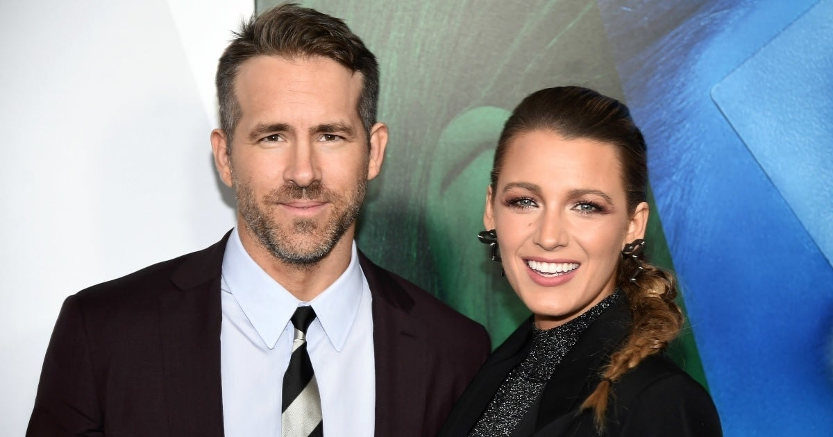 blake lively ryan reynolds getty images