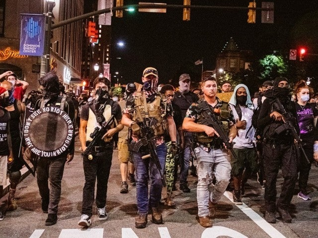 Far-Right Group Incited Riot Outside Minneapolis Police Precinct During George Floyd Protests, Feds Claim
