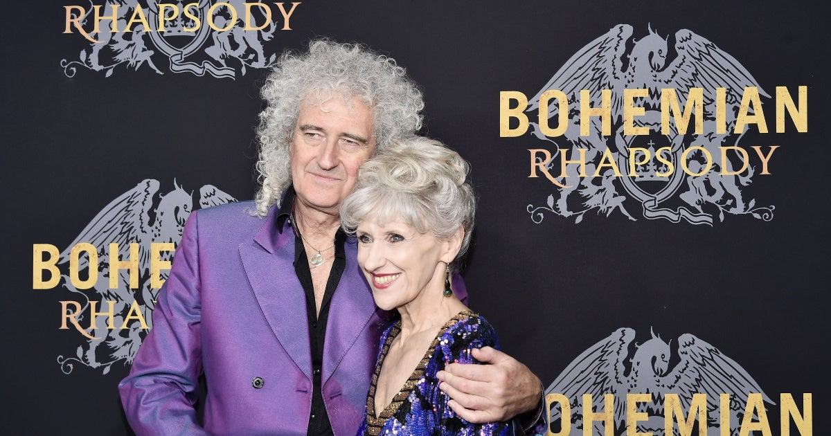 brian-may-wife-anita-dobson