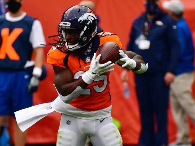 Broncos' Melvin Gordon Charged With DUI After Going 25 MPH Over Speed Limit
