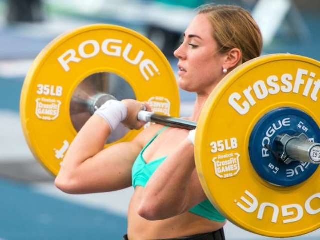 CrossFit Games: Brooke Wells Strives for First Podium Finish in Return to Aromas (Exclusive)